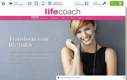 Life Coach (Nexus Themes)